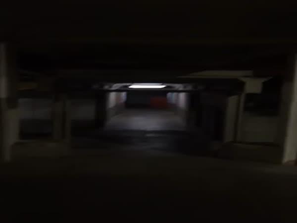 Morgue Door Slamming On Its Own