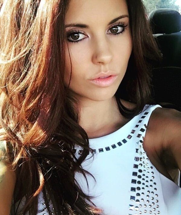Gorgeous Girls With Gorgeous Eyes For You To Get Lost In (30 pics)