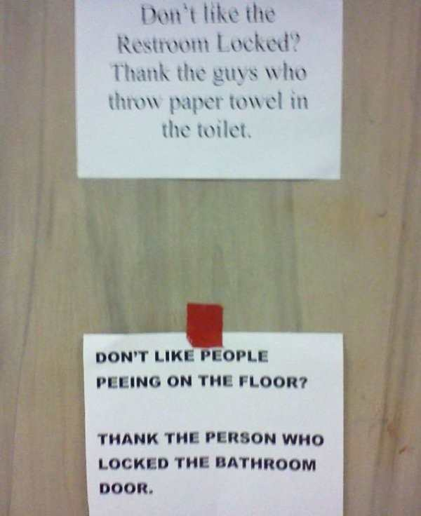 It's Always Best To Follow The Directions (35 pics)