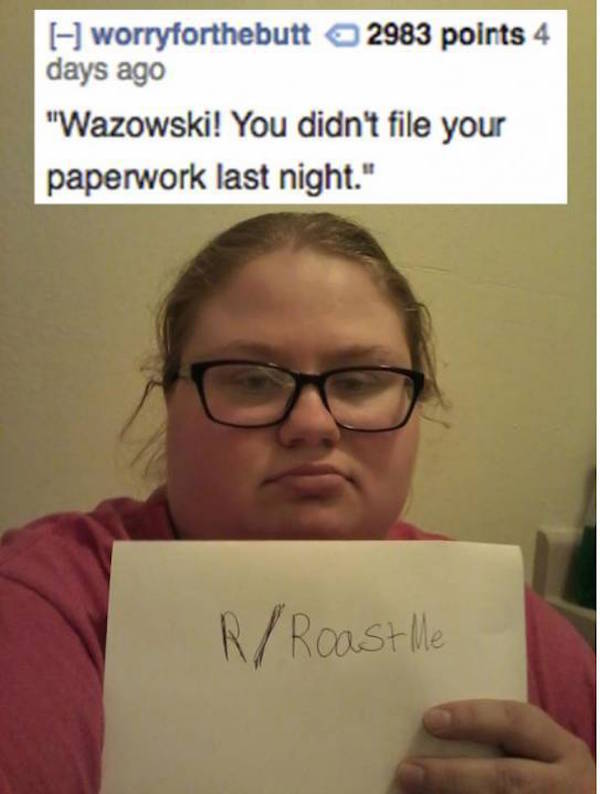 Hell's Fire Is Nothing Compared To These Roasts (32 pics)