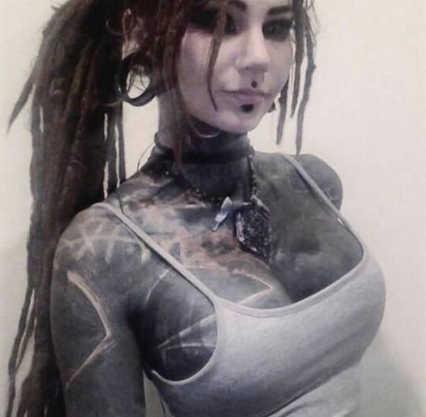 There's Just No Such Thing As Too Many Freaks (42 pics)