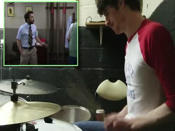 Drummer Plays The TV Series