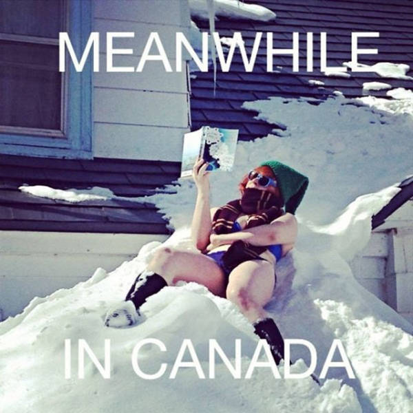 It's True That These Things Only Ever Happen In Canada (38 pics)