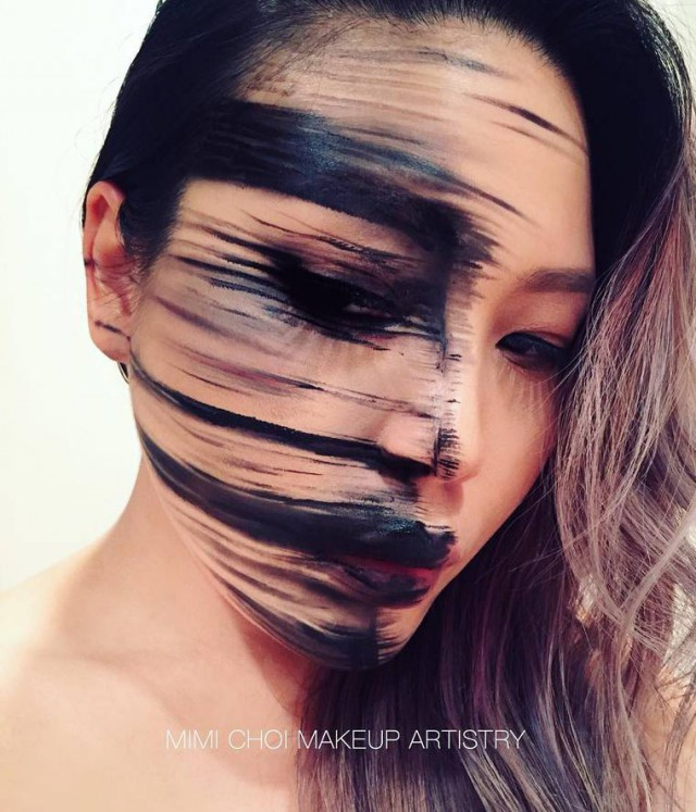 Eerie And Incredible Makeup Designs By Mimi Choi (19 pics)