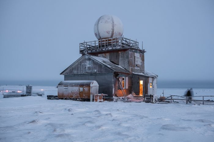 The Brutal Conditions In The Northernmost Village Of Russia (24 pics)