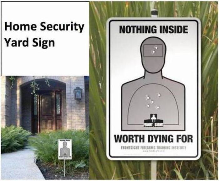 Awesome Signs That Instantly Improved The Neighborhood (28 pics)