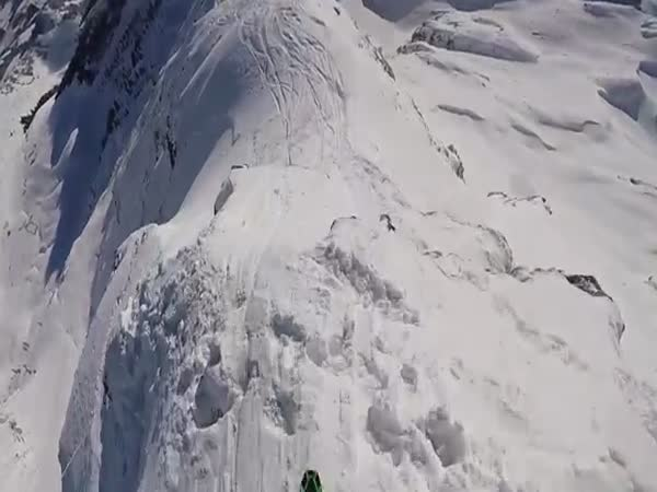 Ivan Malakhov Scary Falling In FWT17