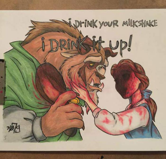 Why Adults Should Never Be Allowed To Play With Coloring Books (34 pics)