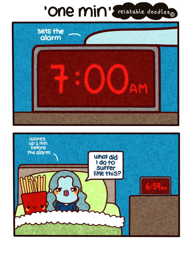 These Comics Are Shockingly Relatable (47 pics)