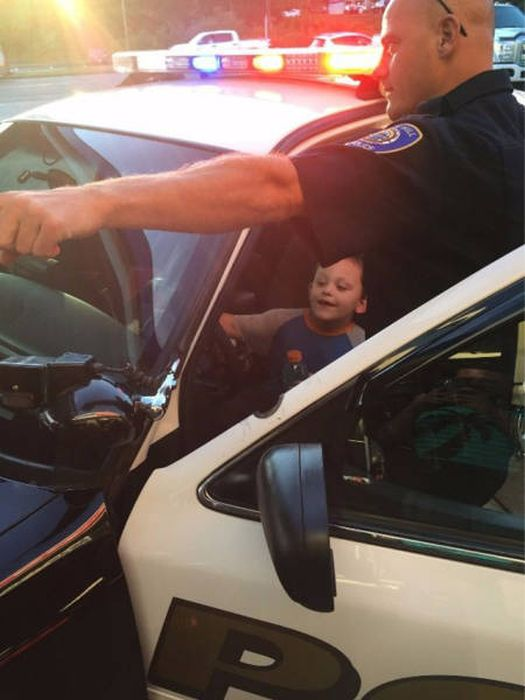 Cops Are Much More Human Than We Think They Are (42 pics)