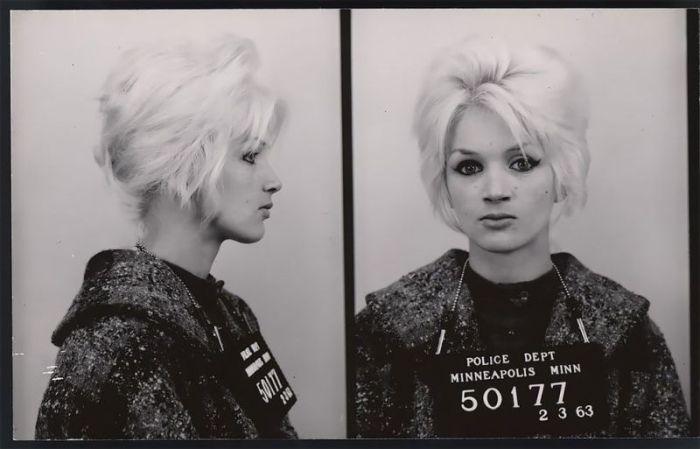 Old School Mugshots Of American Criminals (19 pics)