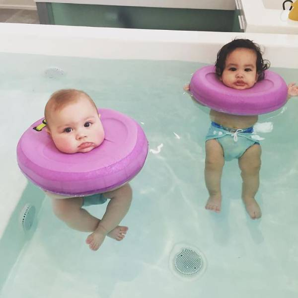 Spa Babies Are The Cutest Babies Around (12 pics)