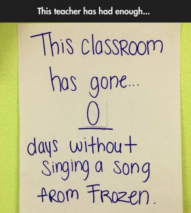 Pictures That Prove The Struggle Is Real When You're A Teacher (46 pics)