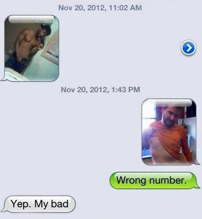 Wrong Number Texts That Are Hilariously Awful (24 pics)