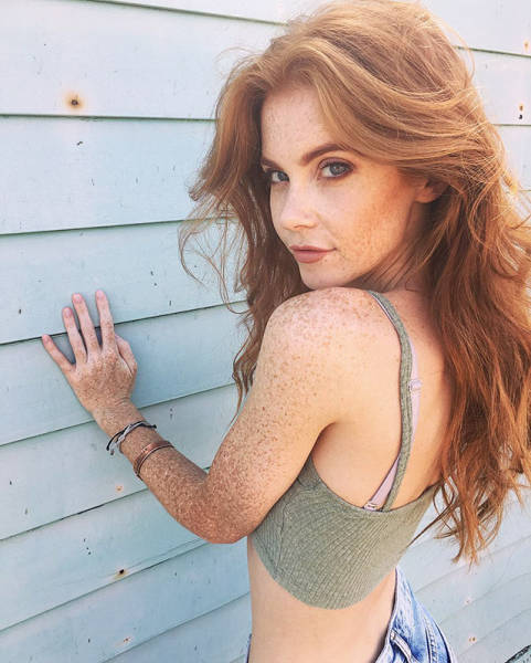 Redheads Have Their Own Unique Beauty (49 pics)