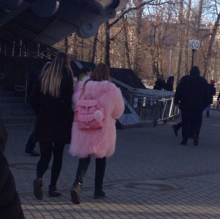 Crazy Street Fashion In Russia (35 pics)