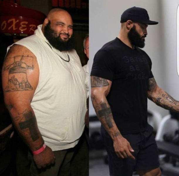 People Who Proved That No Weight Loss Is Impossible (39 pics)