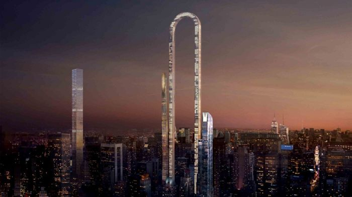 The Big Bend Could Transform Manhattan's Skyline (8 pics)
