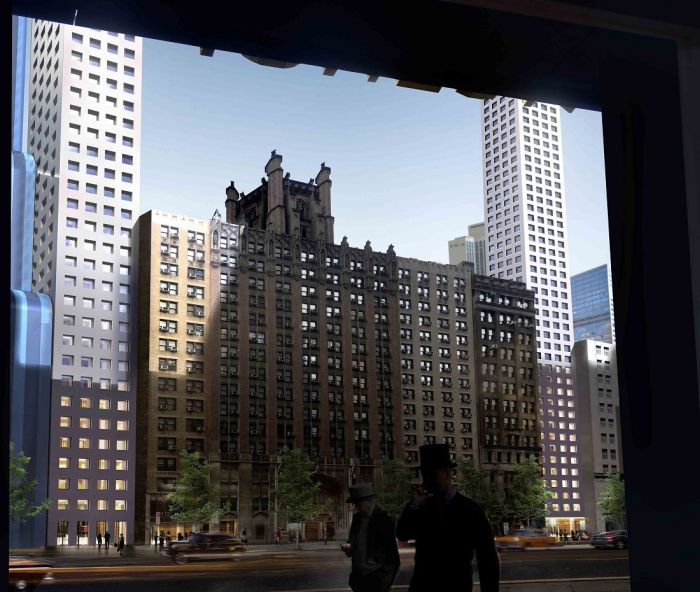 The Big Bend Could Transform Manhattan's Skyline (8 pics)