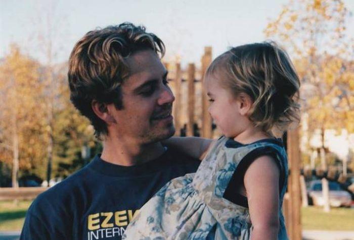 Paul Walker's Daughter Meadow Is All Grown Up Now (9 pics)
