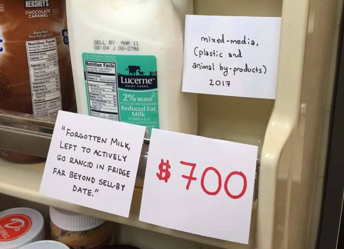 This Passive Aggressive Gallery Is A Good Way To Deal With A Messy Roommate (7 pics)