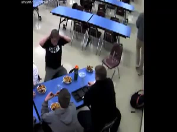 High School Student Saves His Choking Friend's Life