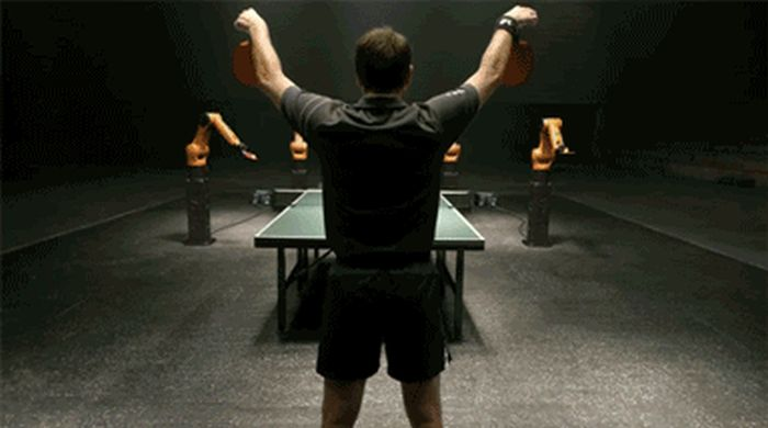 Ping Pong Is Harder Than It Looks (19 gifs)