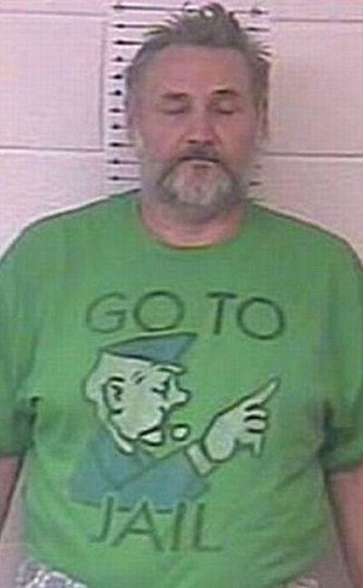 Police Mugshots With Hilarious T-Shirts (17 pics)