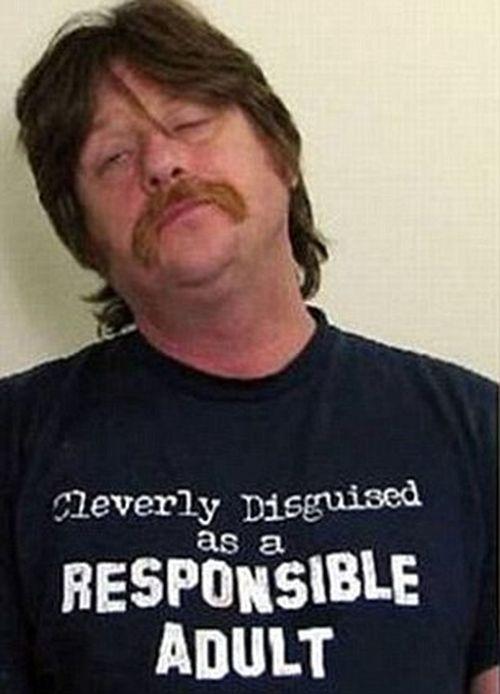 Police Mugshots With Hilarious T-Shirts (17 pics)
