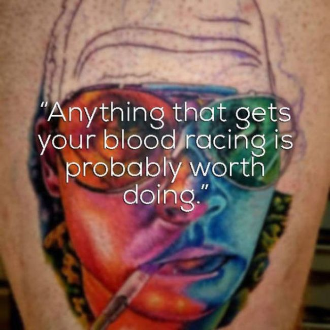 These Hunter S. Thompson Quotes Will Take You On A Journey (16 pics)