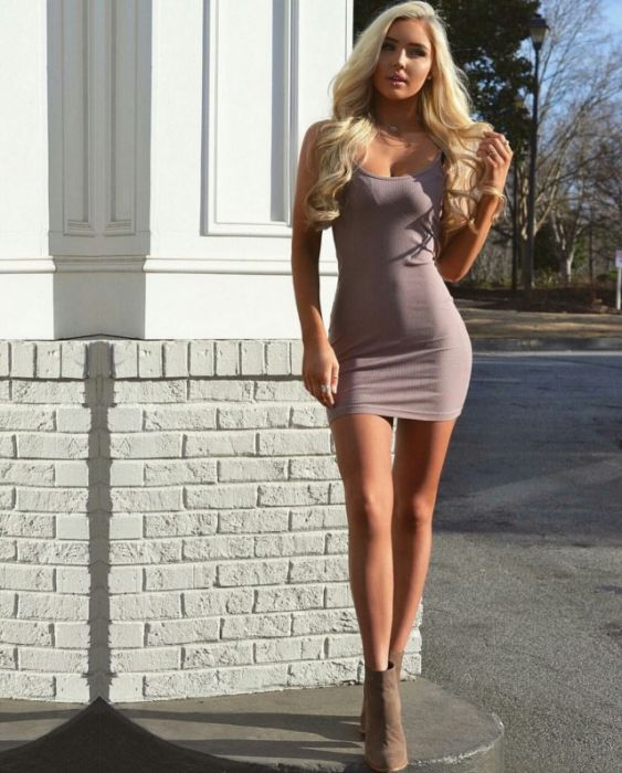 Girls In Dresses Are Simply Amazing (36 pics)