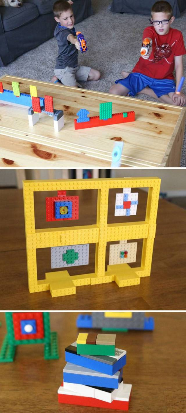 With Legos The Possibilities Are Endless (59 pics)