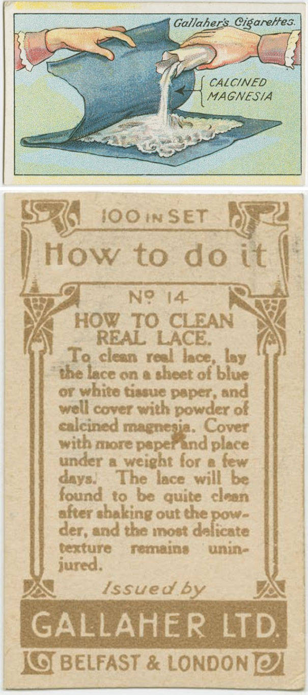 Lifehacks From Back In The Day That We Need To Use Today (49 pics)