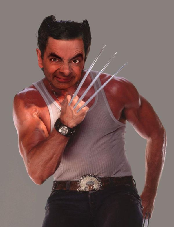 People Can't Stop Photoshopping Mr. Bean Into Things And It's Hilarious (40 pics)
