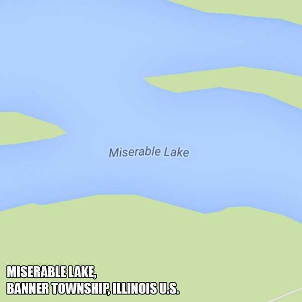 Places With Really Sad Names (11 pics)