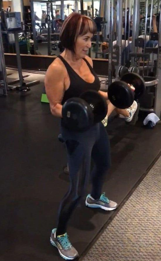 This Woman Might Be The Fittest 70 Year Old Ever (6 pics)