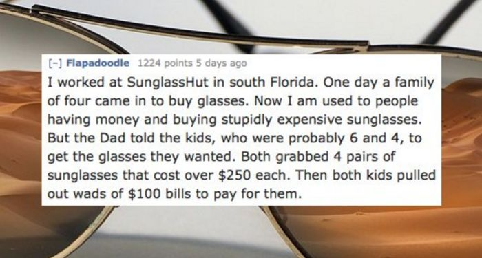 People Share The Most Terrible Cases Of Rich Kid Syndrome (15 pics)