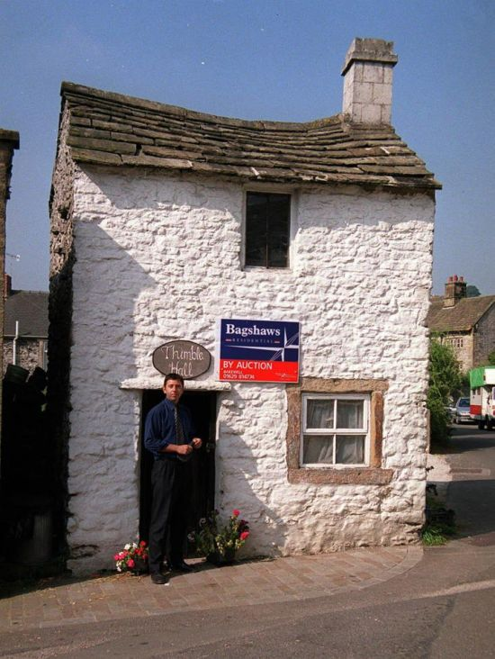 Britain's Smallest Detached House Is Becoming A Hotel (5 pics)