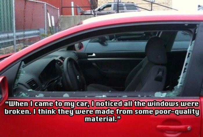 Strange Insurance Claims That Will Crack You Up (22 pics)