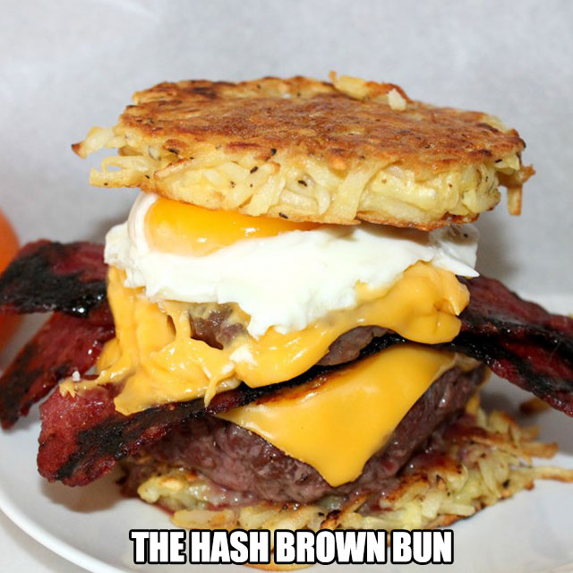 Epic Food Concoctions That Will Make Your Heart Work Overtime (21 pics)
