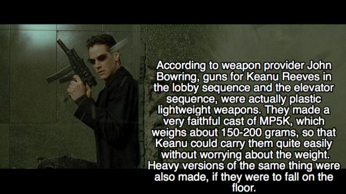 Fascinating Facts About The Matrix That Blow Your Mind (26 pics)