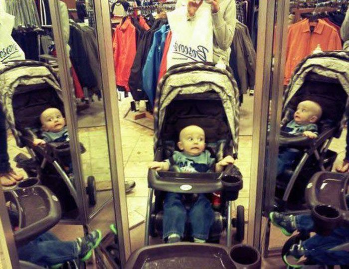 Photos That Come Complete With A Twist (47 pics)
