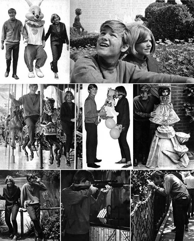 Rare And Very Interesting Celebrity Photos (50 pics)