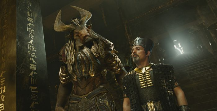 Gods Of Egypt Before And After Affects (16 pics)