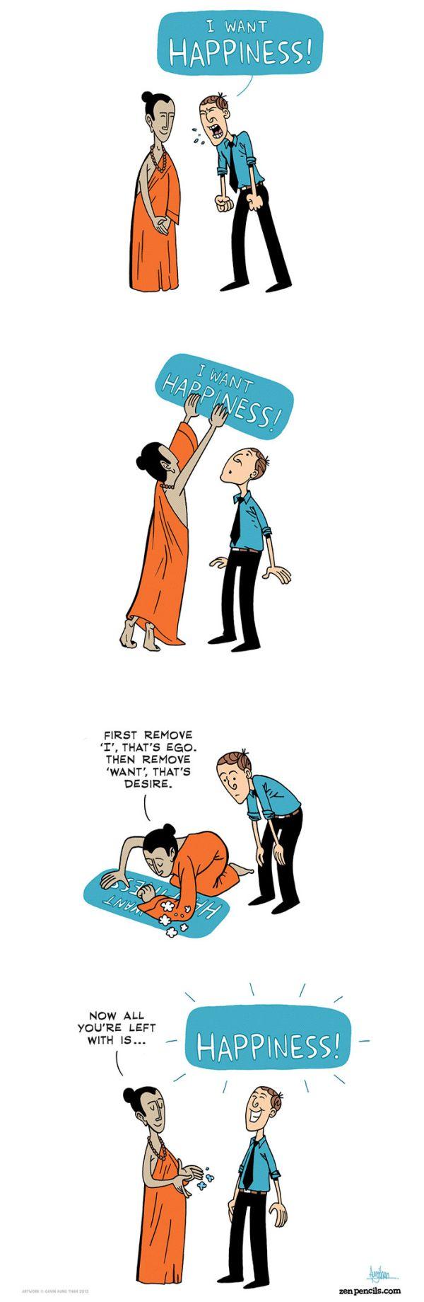 Comics About Happiness (10 pics)