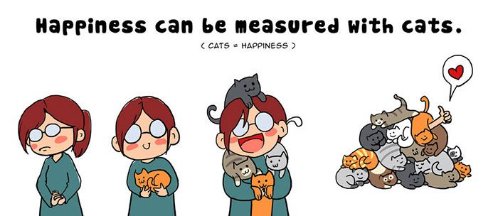 Comics About Happiness (10 pics)