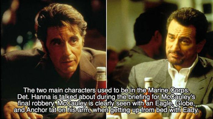 "Interesting Facts About The ""Heat"" Movie (20 pics)"