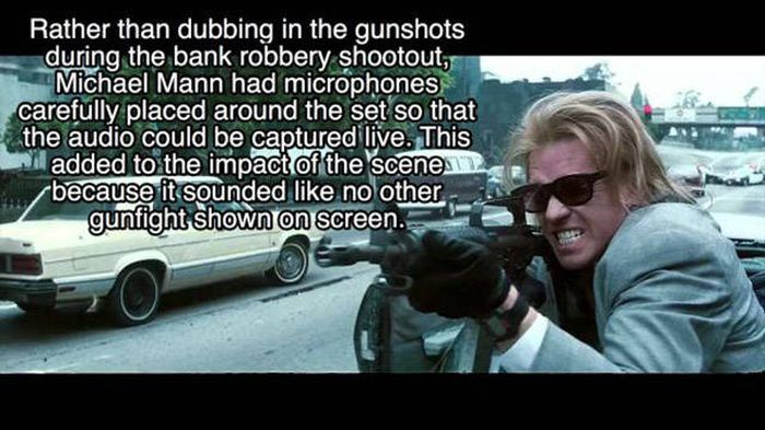"""Interesting Facts About The """"Heat"""" Movie (20 pics)"""