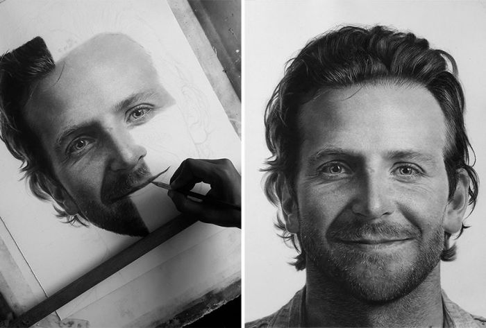 Photo-Realistic Portraits  (9 pics)