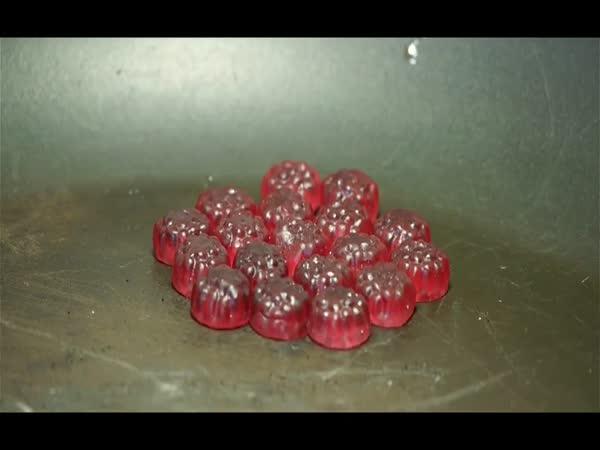 Sweets Melting